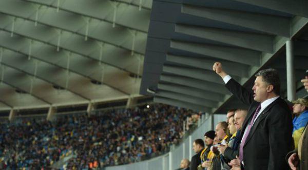 Порошенко відвідав Мадрид і зустрівся з президентом