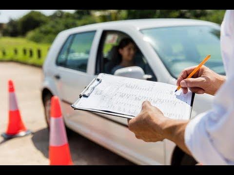 Как сдать на права с первого раза