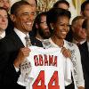Обама і перша леді США приймають чемпіонів МЛБ (ФОТО)