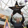 Легенда боксу відкрив іменну зірку у Москві (ФОТО)