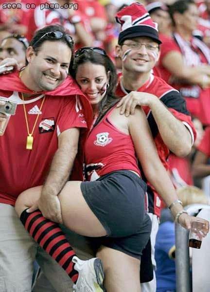сексуальні футболістки