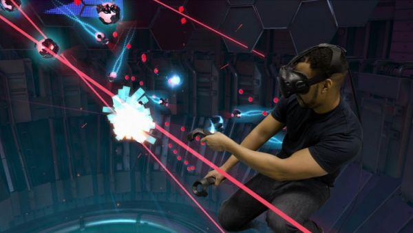 игры с поддержкой виртуальной реальности