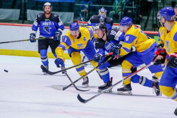 ЧС з хокею. Естонія - Україна - 4:3 (ВІДЕО)