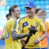 Відкрите тренування збірної України (ФОТО)