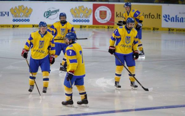 Чемпіонат світу з хокею U-20. Українці поступились одноліткам із Словенії