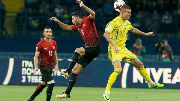 Товариський матч. Туреччина - Україна. ОНЛАЙН