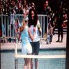 Серена Вільямс і Гізела Дулко зіграли в теніс на воді (ФОТО)
