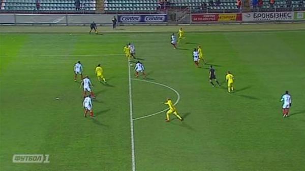 Відбір Євро-2019 (U-21). Україна - Англія - 0:2 (ВІДЕО)