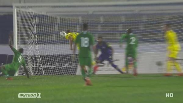 Україна - Саудівська Аравія - 1:1 (ВІДЕО)