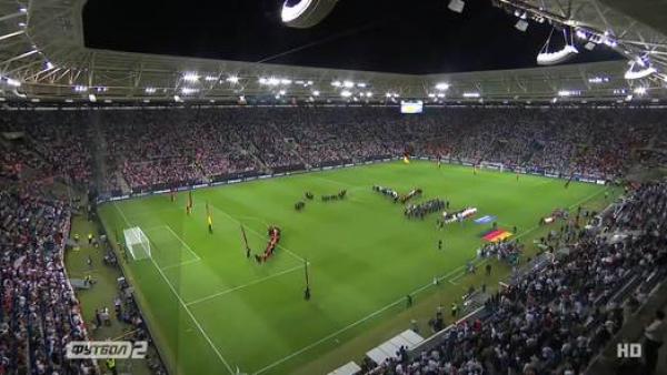 Товариський матч. Німеччина - Перу - 2:1 (ВІДЕО)