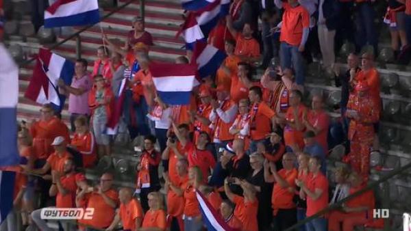 Товариський матч. Бельгія - Нідерланди - 1:1 (ВІДЕО)