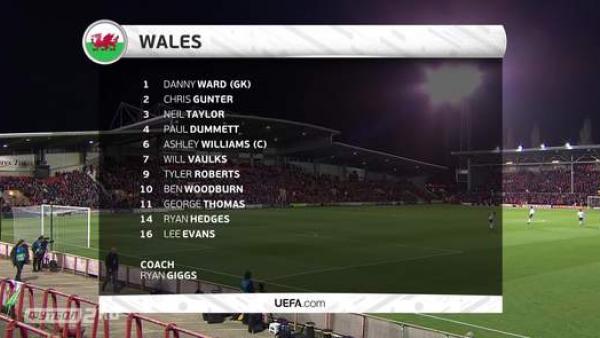 Товариський матч. Уельс - Тринідад і Тобаго - 1:0 (ВІДЕО)