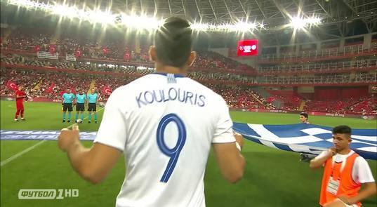 Товариський матч. Туреччина - Греція - 2:1 (ВІДЕО)