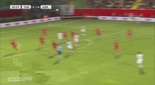 Товариський матч. Туреччина - Узбекистан - 2:0 (ВІДЕО)