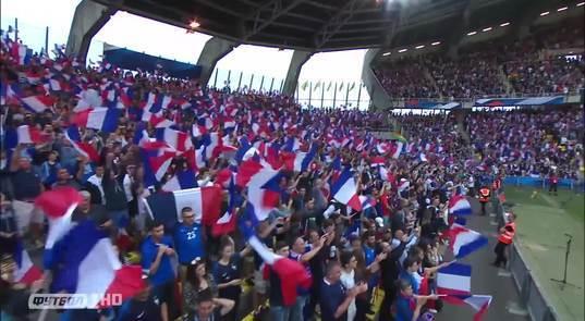 Товариський матч. Франція - Болівія - 2:0 (ВІДЕО)