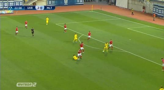 Відбір Євро-2021 (U-21). Україна U21 - Мальта U21 - 4:0 (ВІДЕО)