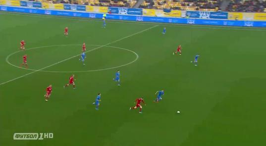 Відбір Євро-2021 (U-21). Україна - Данія - 2:3 (ВІДЕО)